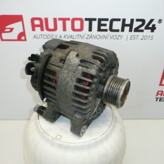 Alternatore 62k. km CITROEN PEUGEOT CL15 9646321780