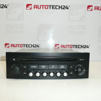 CITROEN PEUGEOT 96750215XT 6574PW Autoradio CD