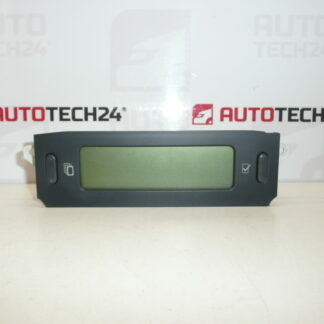 Display CITROEN C5 I 9644422477 C00 6155V6