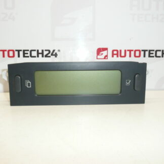 Display CITROEN C5 I 9644422477 D01 6155V6