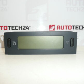 Display CITROEN C5 I 9650243177 F00 6155V3