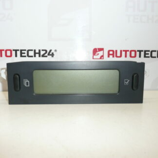 Display CITROEN C5 I 9650243277 F00 6155V7