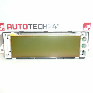 Display CITROEN C4 9664222180 6155FX