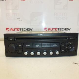Autoradio con CD MP3 CITROEN PEUGEOT 964769777