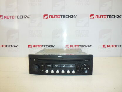 Autoradio con CD MP3 CITROEN PEUGEOT 96662670XT